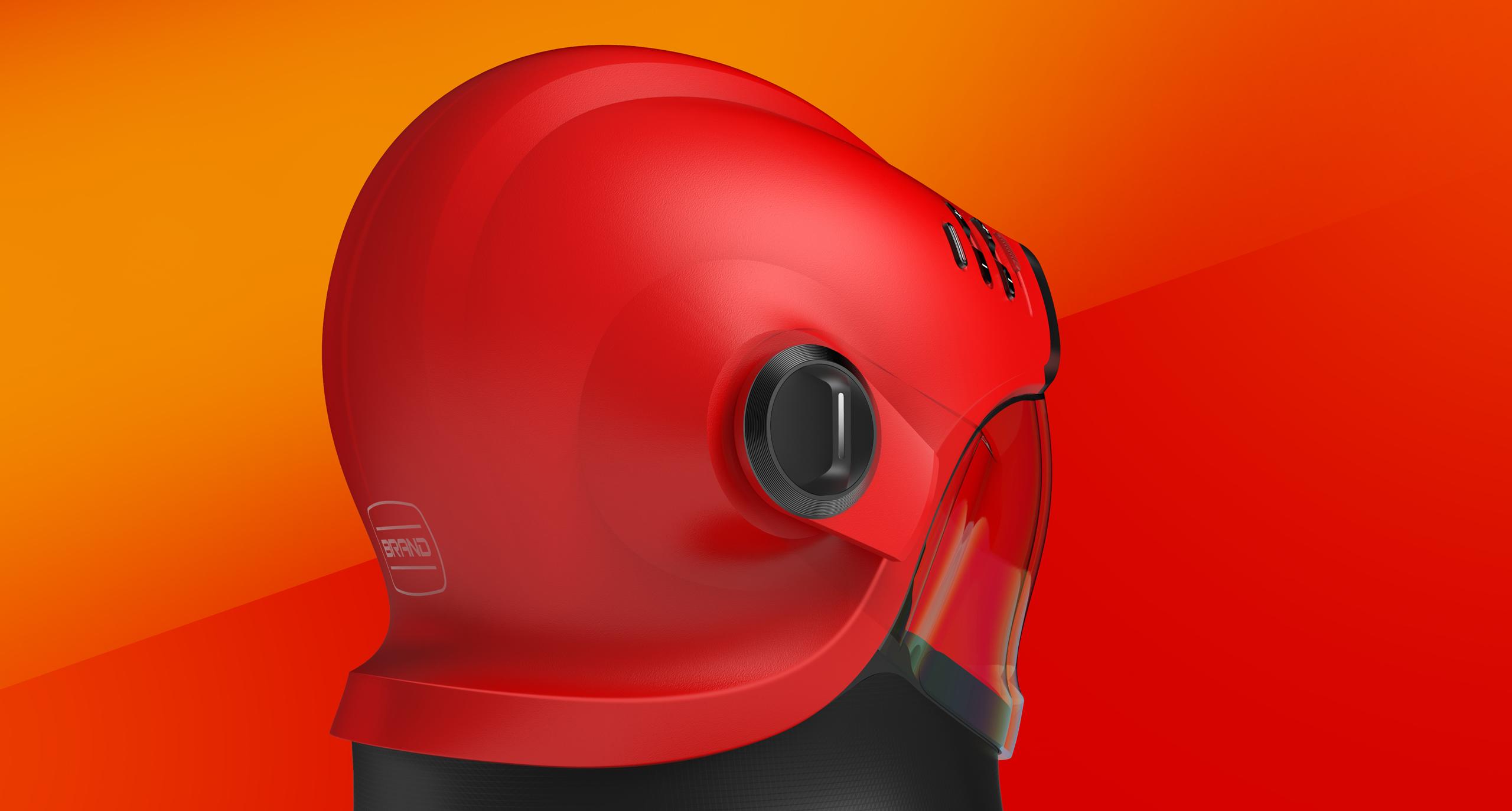 Fire helmet 附加图
